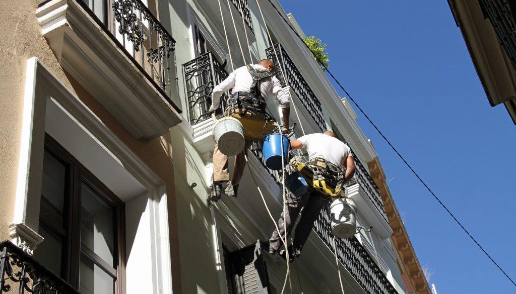 ravalement et nettoyage de facade