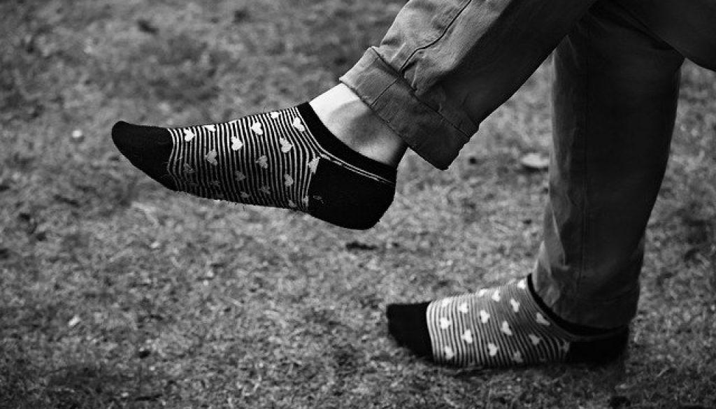 chaussette homme